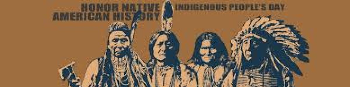 Headline for We Should Celebrate Indigenous Peoples Day - NOT Columbus Day - Here's Your Go-To Resources