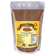 Pure Natural Miracles Raw Organic Cacao Powder