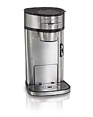 Hamilton Beach Single Serve Scoop Coffee Maker (49981A)