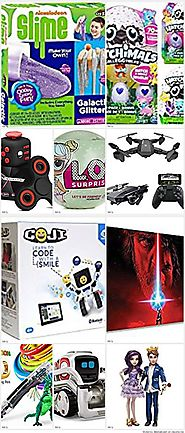 Christmas Toys – Video Game Fun