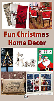 Fun Christmas Home Decor