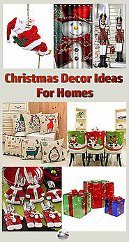 Christmas Decor Ideas For Homes