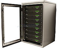 Use server cabinets from Netrack and make your IT environment clean & safe