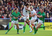 England click into gear against Ireland