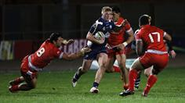 Scotland edge out Tonga in a thriller