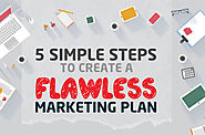 5 Simple Steps to Create a Flawless Marketing Plan for Entrepreneurs
