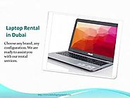 Laptop Rental in Dubai for Business and Events