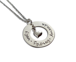 Mother of 3 Children Necklace