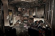 Fire Damage Cleanup & Restoration Services by Canada's Restoration Services