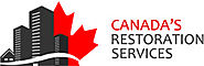 Emergency Damage Restoration Services by Canada's Restoration Services