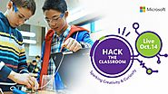 Join educators from around the world as we Hack the Classroom – Saturday, Oct. 14th |
