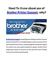 Need to know about use of brother printer support by Chris Voks - issuu