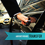 Why Choose Private Airport Transfers While Being in Dubai
