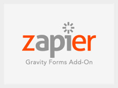 Gravity Forms Add-Ons | Zapier Add-On