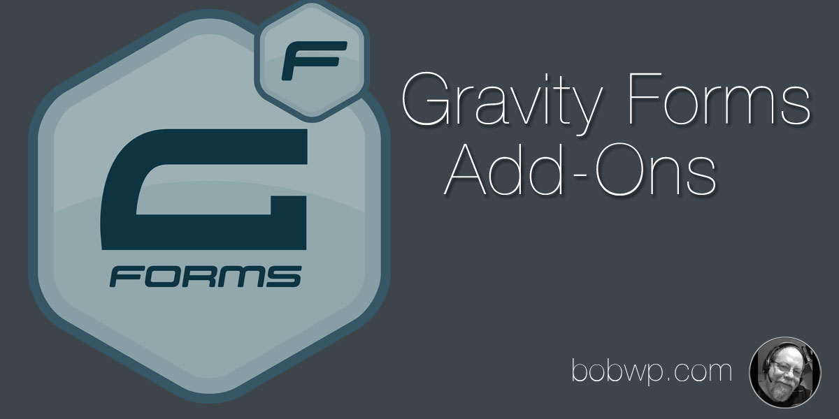 Headline for Gravity Forms Add-Ons