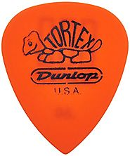 Dunlop 462P.60 Tortex TIII, Orange, .60mm, 12/Player's Pack