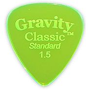 Gravity Classic 1.5mm Guitar Picks, 2-Pack