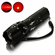 LingsFire Zoomable Scalable LED Flashlight T6 18650 Or AAA Battery Supported Flashlight 2000 Lumen T6 Tactical Torch ...