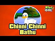 kids Rhymes: Duck Chinni Cinni Bathu Telugu 3d Animated Rhymes - KidsOne