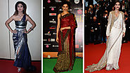 How To Buy The Cocktail Sari? Tips on Buying Cocktail Sari | Vogue India