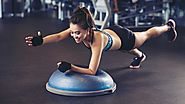 How To Lose Weight With The Bosu Ball Workout? | Vogue India