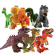 Dinosaur Plush Toys Stuffed Licensed Character Soft Teddy Australia