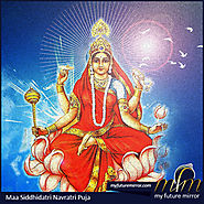 Maa Siddhidatri Puja on Navratri | My Future Mirror