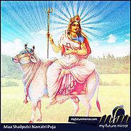 Maa Shailputri Puja on Navratri | My Future Mirror