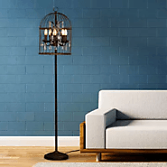 Add a personal touch to your home with designer floor lamps.