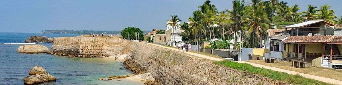 Headline for Must See Locations Nearby Galle – breathtaking beaches with a touch of history