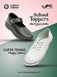 Buy The Comfortable & Classy Shoes For Your School Going Children!
