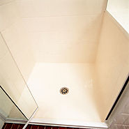 Shower Base Resurfacing - Bathroom Werx