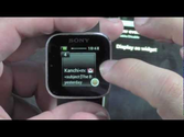 How to Use the New Sony Smartwatch