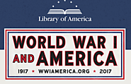 Library of America: WWI Writers and Writings
