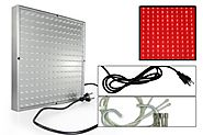 24 Watt Advance Spectrum All Red LED Grow Light Panel