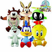 Buy Looney Tunes Plush Toys Complete Set Online 20cm 30cm 40cm
