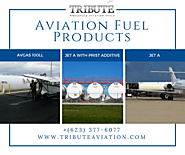 Tribute Aviation Fuel Products
