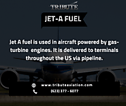 Leading fuel supplier of Jet A Fuel