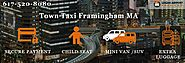 Framingham Taxi MA Boston Logan Airport - Framingham Cab & Car Service