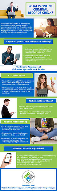 Where Can I Find Criminal Records Online??!