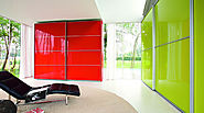 Glass solutions for modern interiors