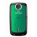 GE DVX Waterproof/Shockproof 1080P Pocket Video Camera (Emerald Green) with 2GB SD Card