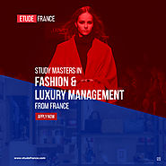Masters in Fashion & Luxury Management