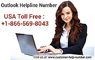 Outlook Helpline Number | Outlook Phone Number | +1-866-569-8043