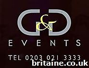 Event Companies - G&D Events