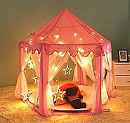 Top 20 Best Indoor Princess Playhouse Tent Reviews on Flipboard | Lori's Deals
