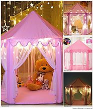 Top 20 Best Indoor Princess Playhouse Tent Reviews on Flipboard