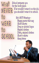 (c03) Poster #194- Dress Code, Career Ed Posters for Teens