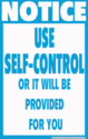 (d42) Poster #333- Poster Improves Students' Self-Control