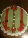 Old Guys Rule 75th Birthday Cakes